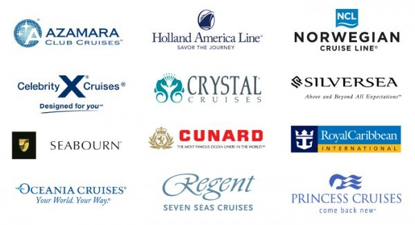 Oceania Cruises Princess Regent Seven Seas Royal Caribbean International Seabourn Silversea And More