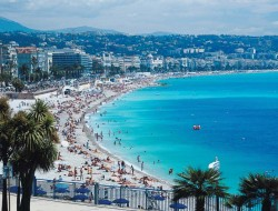 8 Day Paris, Provence & the French Riviera nice-beach