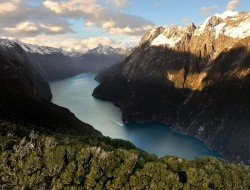 Milford Sound view wow