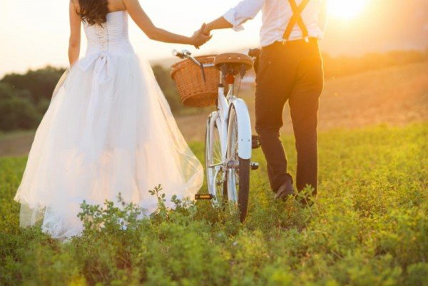 bride grrom wedding