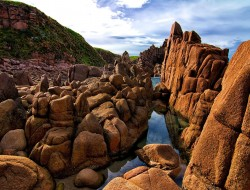 phillip island pinnacle victoria australia