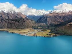 Auckland & Queenstown Adventure w/ Air  lake waipatu new zealand Auckland & Queenstown Adventure