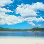 Fraser Island Apt tour