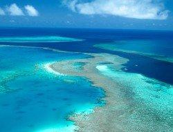 great barrier reef qantas