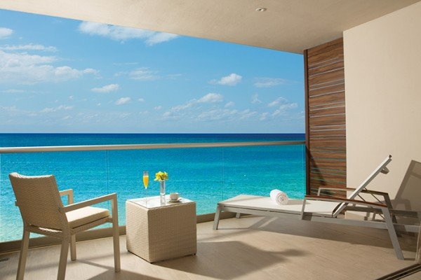 Breathless Cancun Resort all inclusive