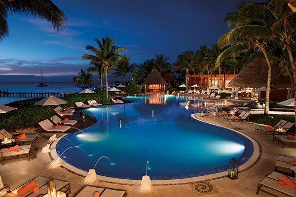 Zoetry Riviera maya cancun all inclusive