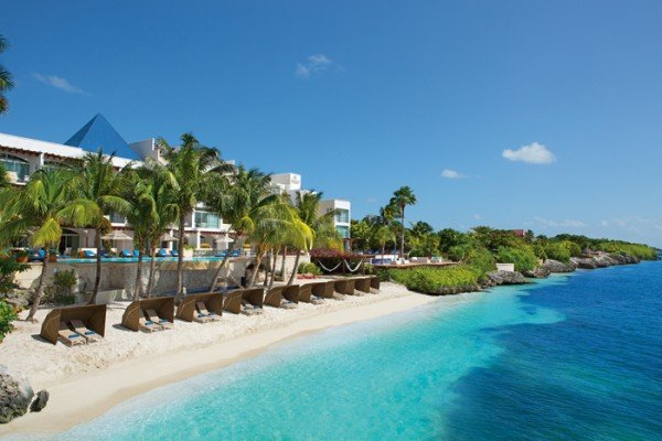 Zoetry cancun mexico all inclusive