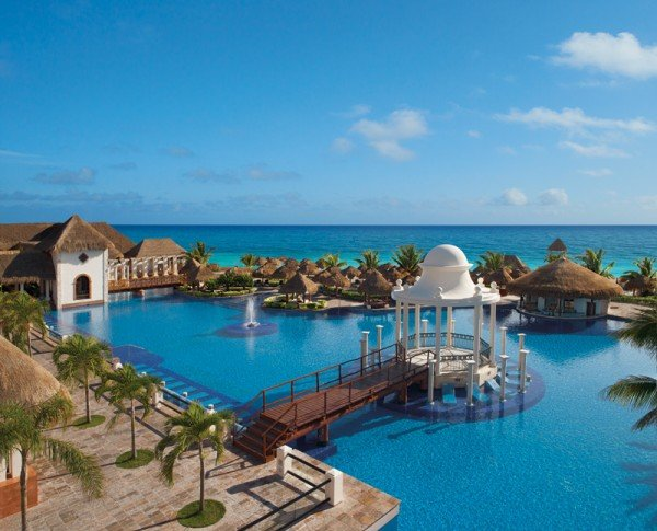 now riviera cancun mexico pool