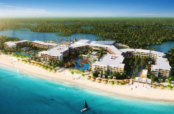 rivieria cancun breathless resort