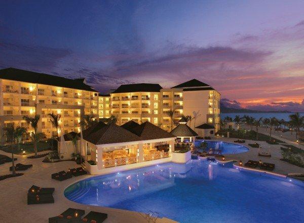 st james Montego bay Jamaica Secrets resorts and spa