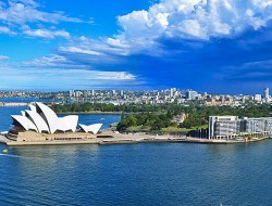 sydneyharbor australia collette tours sydney