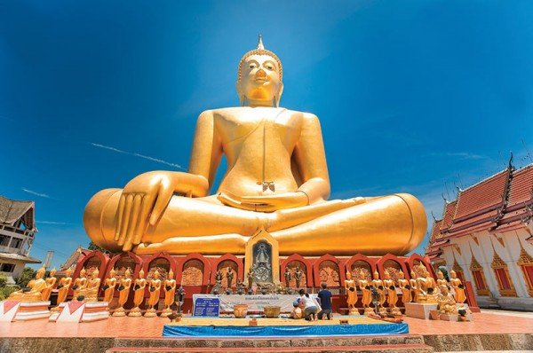 ayutthaya-bhudda gate 1 thailand cambodia