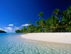 Cook Islands & New Zealand Experience Cook Islands & New Zealand cook-islands beach
