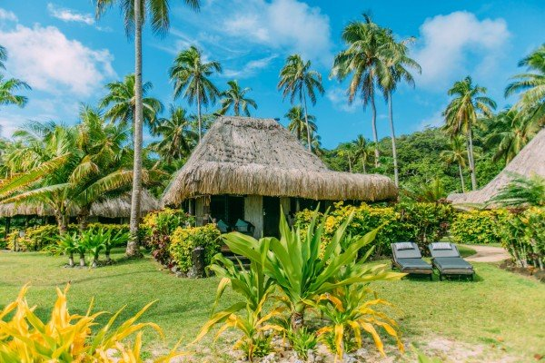 Fijian Utopia Qamea-fiji