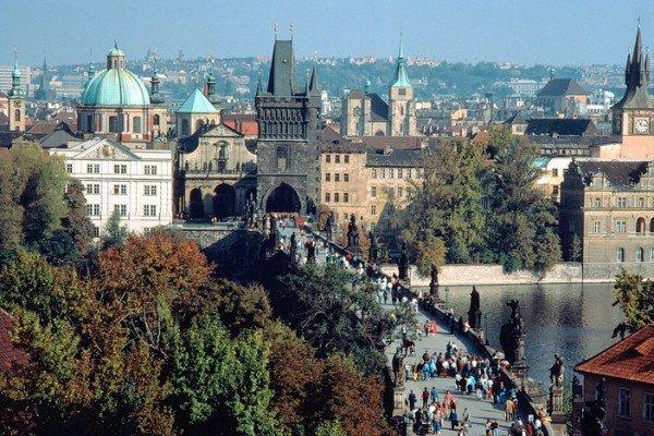 Prague Viking River Cruise Elegant ELbe