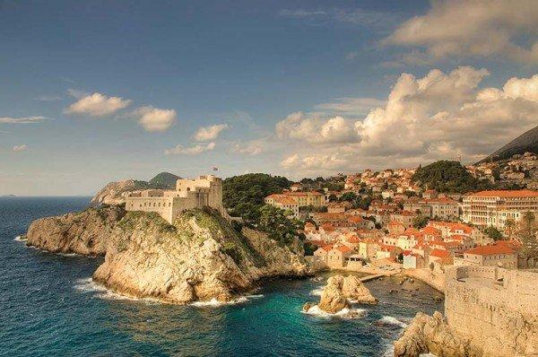 The best European cities for Spring break dubrovnik1 croatia gate 1 europe
