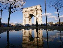 paris-arc-de-triomphe france gate 1