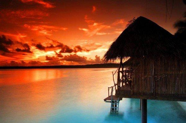 aitutaki lagoon resort cook islands official site
