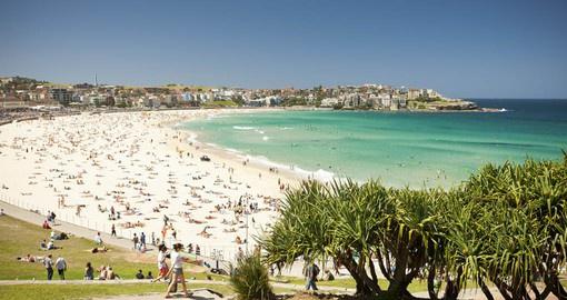 Sydney, Melbourne & Fiji bondi beach sydney australia goway