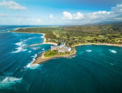 5 Night Turtle Bay Resort TurtleBayResort_AerialFacingLand_MC2015_Effect_LoRes official site hawaii