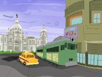 city train bus