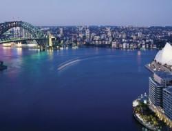 australia sydney harbor goway