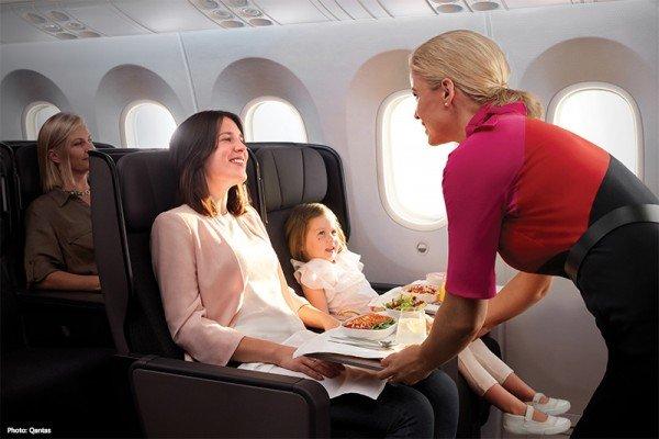 qantas service day