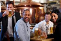 bar pub eating