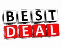 low price sale best deal